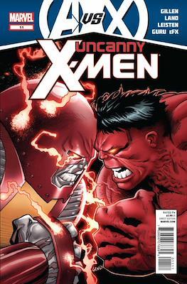 Uncanny X-Men (Vol. 2 2012) (Comic-Book) #11