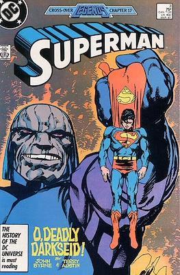 Superman Vol. 2 (1987-2006) #3