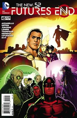 The New 52: Futures End (Comic-Book) #45