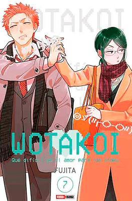 Wotakoi: Qué difícil es el amor para los otaku #7