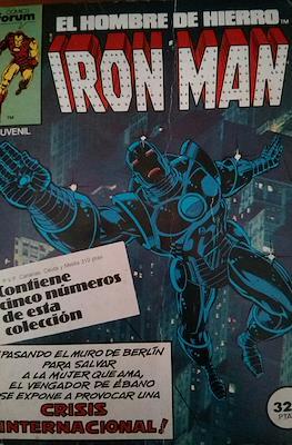 Iron Man. El Hombre de Hierro. Vol. 1 #2