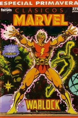 Clásicos Marvel (1988-1991). Especiales (Grapa 64 pp) #4