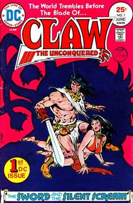 Claw the Unconquered Vol 1