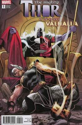 The Mighty Thor: At the Gates of Valhalla (Variant Cover)