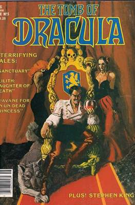 The Tomb of Dracula Vol. 2 (1979-1980) (Magazine) #5