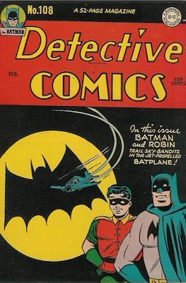 Detective Comics Vol. 1 (1937-2011; 2016-) (Comic Book) #108