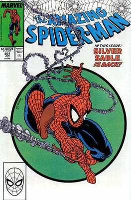 The Amazing Spider-Man Vol. 1 (1963-2007) (Comic-book) #301