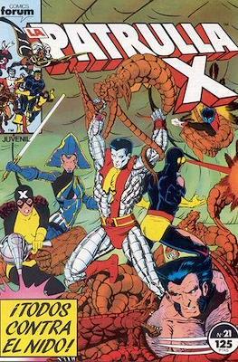 La Patrulla X Vol. 1 (1985-1995) #21