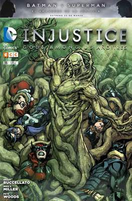 Injustice: Gods Among Us (Grapa 32 pp) #35