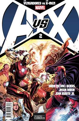 AvsX: Vengadores vs X-Men #2
