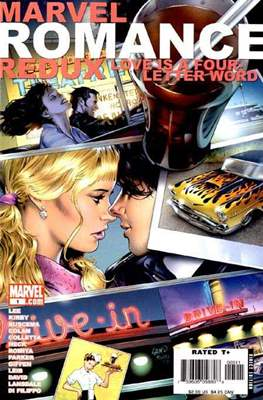Marvel Romance Redux: Love Is A Four Letter Word