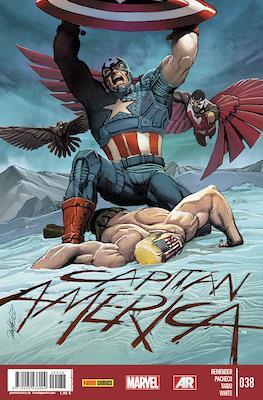 Capitán América Vol. 8 (2011-) (Grapa) #38