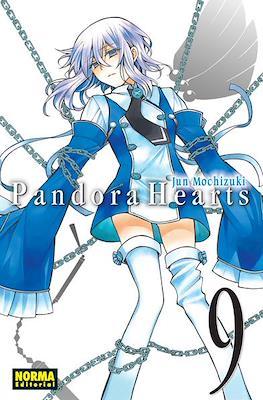 Pandora Hearts (Rústica con sobrecubierta) #9