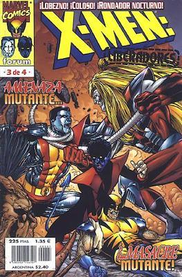 X-Men: Liberadores (1999) (Grapa 24 pp) #3