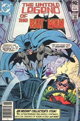 The Untold Legend of the BatMan (Grapa) #2