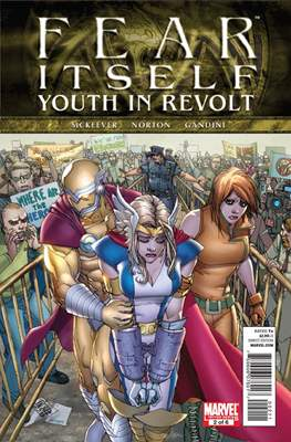 Fear Itself: Youth in Revolt (Comic-Book) #2