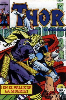 Thor, el Poderoso (1983-1987) #43