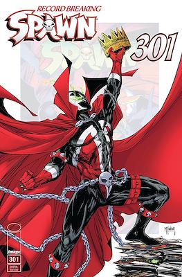 Spawn (Comic Book) #301