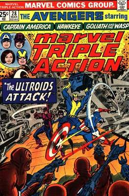 Marvel Triple Action Vol 1 (Comic-book.) #28