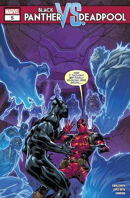 Black Panther vs. Deadpool (Comic Book) #5