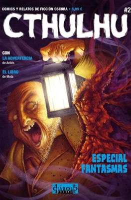 Cthulhu (Rústica 80 pp) #2