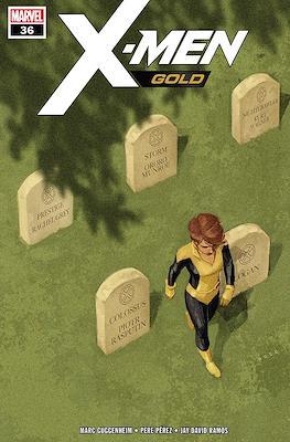 X-Men Gold (Grapa) #36