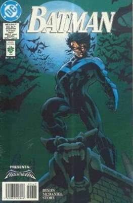 Batman Vol. 1 (Grapa. 1987-2002) #267