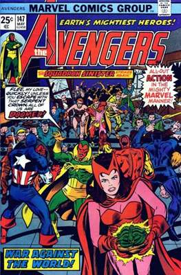 The Avengers Vol. 1 (1963-1996) (Comic Book) #147