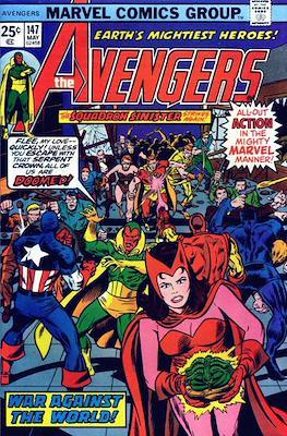 The Avengers Vol. 1 (1963-1996) (Grapa) #147