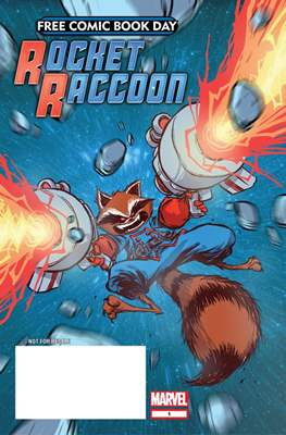 Free Comic Book Day: Rocket Racoon