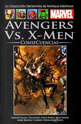 La Colección Definitiva de Novelas Gráficas Marvel (Cartoné) #130