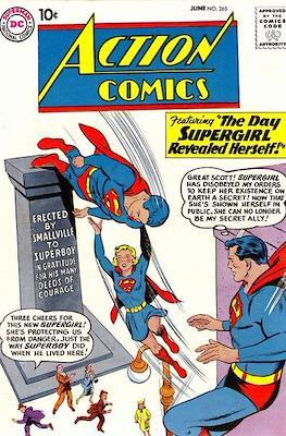 Action Comics Vol. 1 (1938-2011; 2016-) (Comic Book) #265