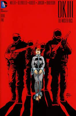 Dark Knight III: The Master Race (Variant Cover) (Comic Book) #2.3
