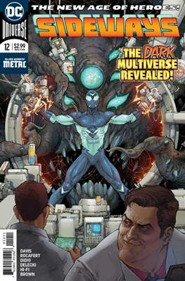Sideways (Comic Book) #12