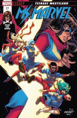 Ms. Marvel (Vol. 4 2015-...) (Comic book) #27