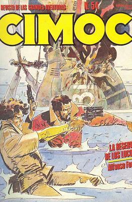 Cimoc (Grapa 60-132 pp) #54