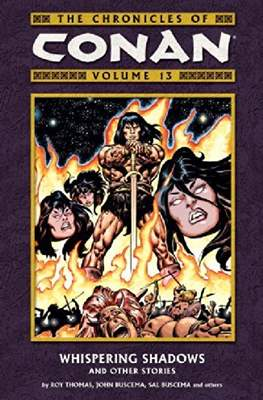 The Chronicles of Conan the Barbarian (Paperback) #13