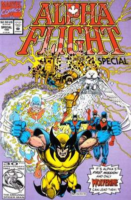 Alpha Flight Special vol. 1 (1992)
