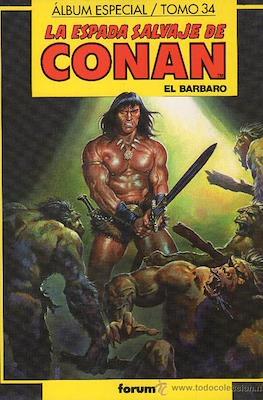 La Espada Salvaje de Conan - Álbum especial (Retapados) #34
