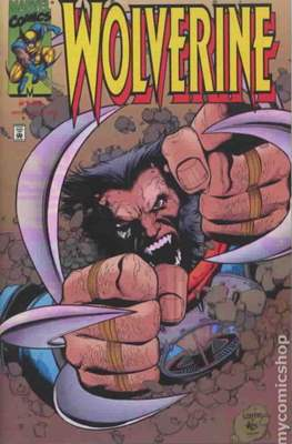 Wolverine (1988-2003 Variant Cover) (Comic Book) #145.1