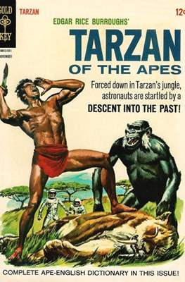 Tarzan (Comic-book) #154