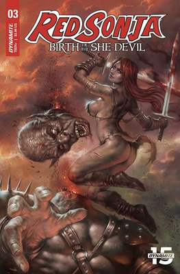 Red Sonja: Birth of the She-Devil (2019) (Comic Book) #3