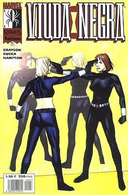 Viuda Negra Vol. 2 (2001-2002). Marvel Knights #3
