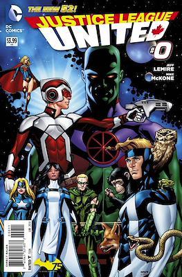 Justice League United (2014-2016) (Grapa) #0