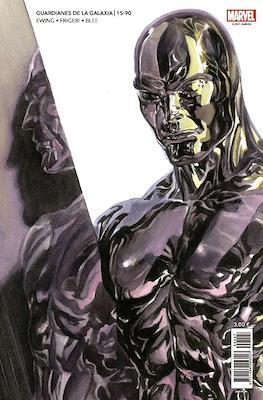 Colección Portadas Exclusivas Marvel Alex Ross (Grapa) #15