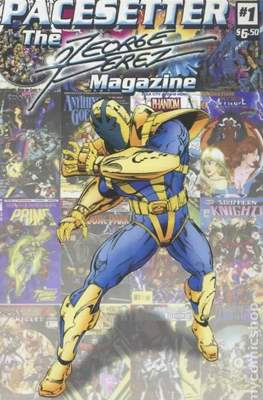 Pacesetter: The George Perez Magazine