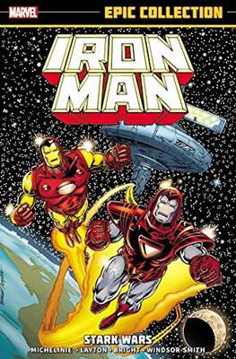 Iron Man Epic Collection (Softcover) #13