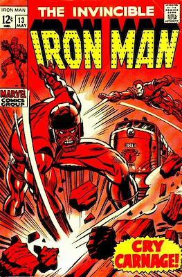 Iron Man Vol. 1 (1968-1996) (Comic book) #13