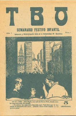 TBO (1917-1938) (Cuaderno) #1