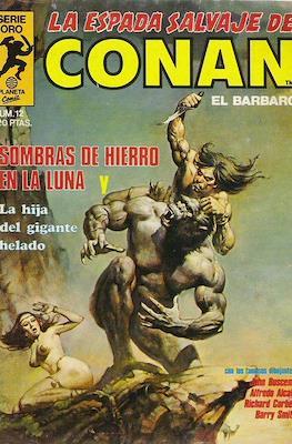 La Espada Salvaje de Conan. Vol 1 (1982-1996) (Grapa. B/N.) #12